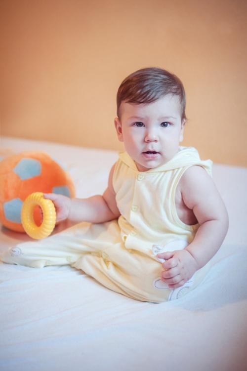 9 Аня 1+1+1) - Вова) - фотосъемка малыша от рождения все детстсво, детские альбомы