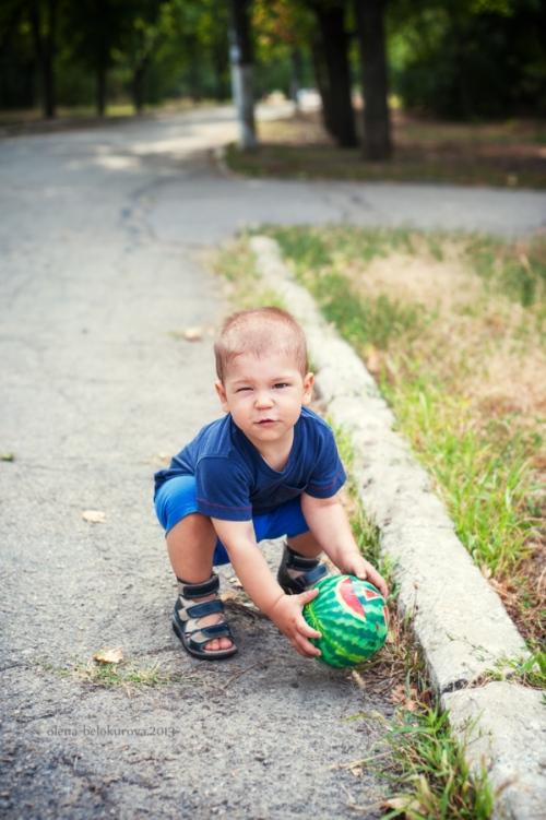 29 Аня 1+1+1) - Вова) - фотосъемка малыша от рождения все детстсво, детские альбомы