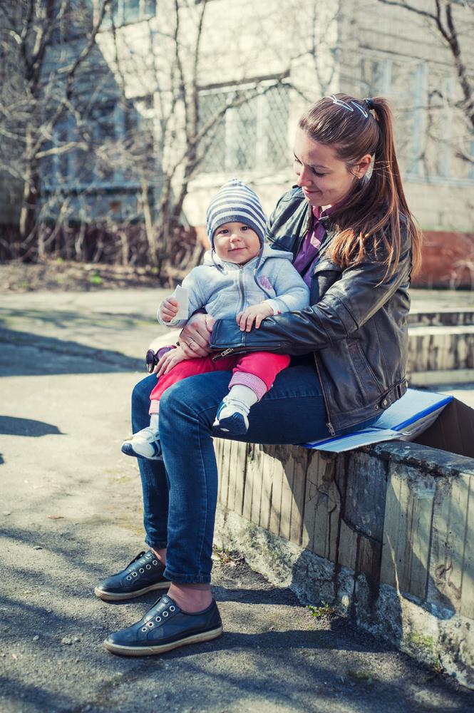 15 Аня 1+1+1) - Вова) - фотосъемка малыша от рождения все детстсво, детские альбомы