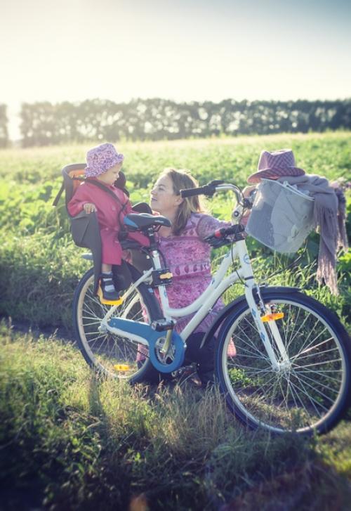 10 Есения - Есения велолето - Фотографии на природе всегда отличаются красочностью, воздушностью, приятным светом и, конечно, радостным настроением!)