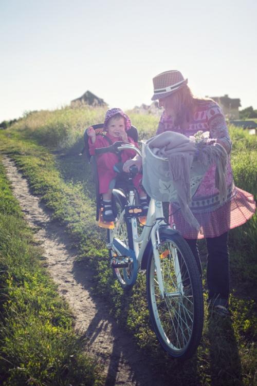 2 Есения - Есения велолето - Фотографии на природе всегда отличаются красочностью, воздушностью, приятным светом и, конечно, радостным настроением!)