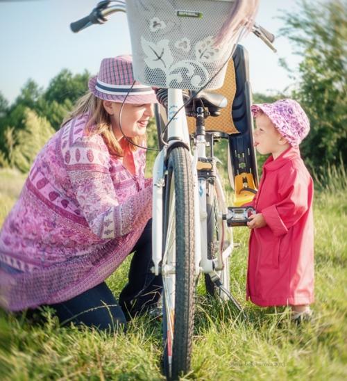 5 Есения - Есения велолето - Фотографии на природе всегда отличаются красочностью, воздушностью, приятным светом и, конечно, радостным настроением!)