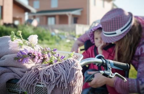 4 Есения - Есения велолето - Фотографии на природе всегда отличаются красочностью, воздушностью, приятным светом и, конечно, радостным настроением!)