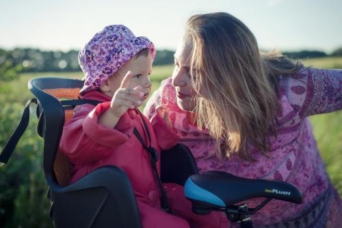 7 Есения - Есения велолето - Фотографии на природе всегда отличаются красочностью, воздушностью, приятным светом и, конечно, радостным настроением!)
