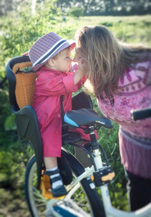 6 Есения - Есения велолето - Фотографии на природе всегда отличаются красочностью, воздушностью, приятным светом и, конечно, радостным настроением!)