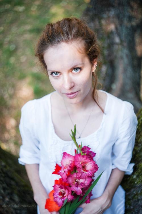 10 ГАЛЕРЕЯ - Портрети - Фотографія дає нам чудову можливість побачити і запам'ятати себе красивими, яскравими, романтичними, задумливими, новими, різними .. і радісними)