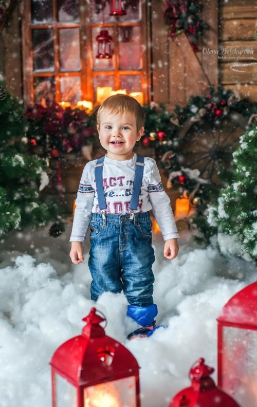 10 Новорічний - Оидн из самых радостных периодов - праздничные и новогодние фотосессии