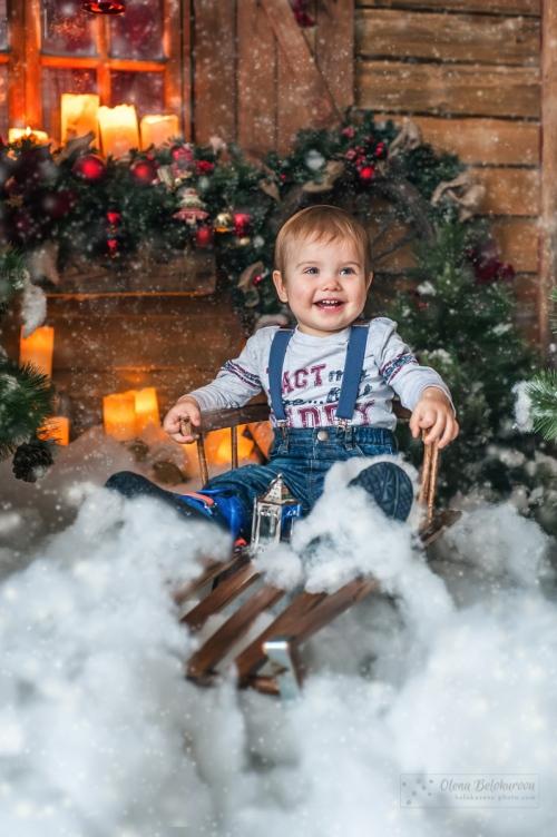11 Новорічний - Оидн из самых радостных периодов - праздничные и новогодние фотосессии