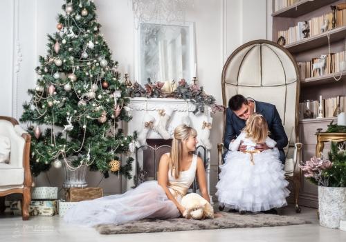 5 Новорічний - Оидн из самых радостных периодов - праздничные и новогодние фотосессии