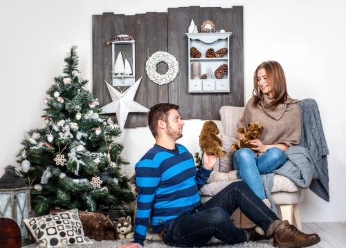 19 Новорічний - Оидн из самых радостных периодов - праздничные и новогодние фотосессии