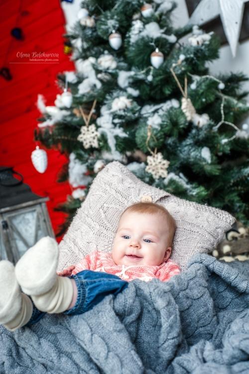 14 Новорічний - Оидн из самых радостных периодов - праздничные и новогодние фотосессии