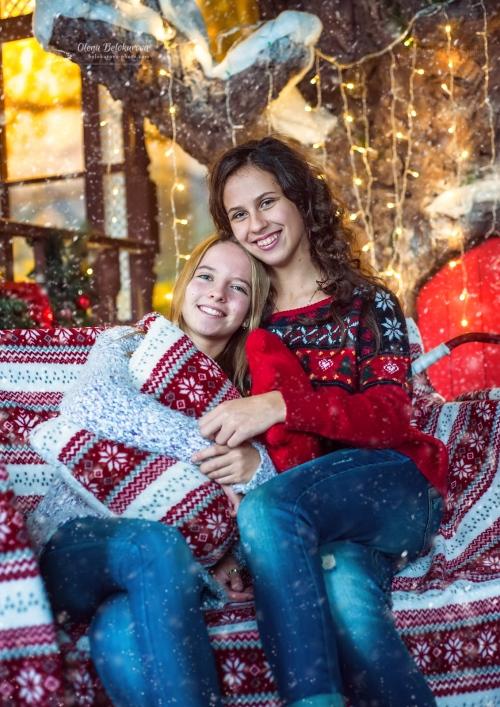 26 Новорічний - Оидн из самых радостных периодов - праздничные и новогодние фотосессии