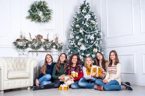 29 Новорічний - Оидн из самых радостных периодов - праздничные и новогодние фотосессии