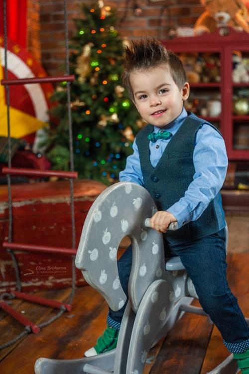 36 Новорічний - Оидн из самых радостных периодов - праздничные и новогодние фотосессии
