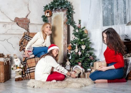 23 Новорічний - Оидн из самых радостных периодов - праздничные и новогодние фотосессии