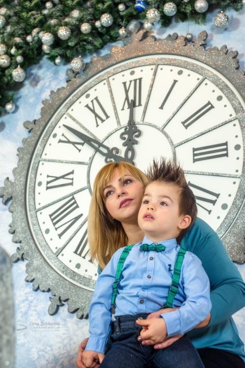 31 Новорічний - Оидн из самых радостных периодов - праздничные и новогодние фотосессии