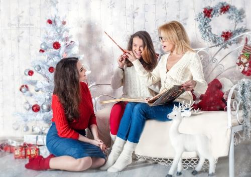 20 Новорічний - Оидн из самых радостных периодов - праздничные и новогодние фотосессии