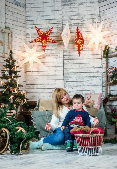33 Новорічний - Оидн из самых радостных периодов - праздничные и новогодние фотосессии