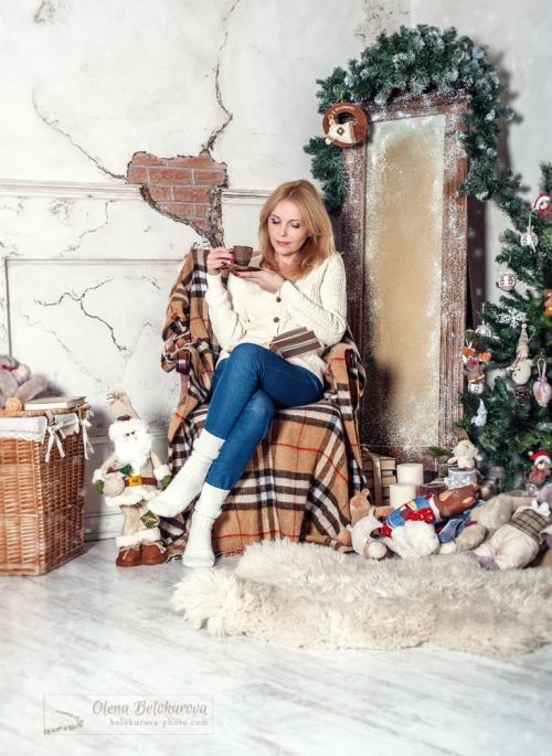 24 Новорічний - Оидн из самых радостных периодов - праздничные и новогодние фотосессии