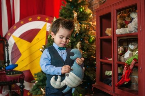 35 Новорічний - Оидн из самых радостных периодов - праздничные и новогодние фотосессии