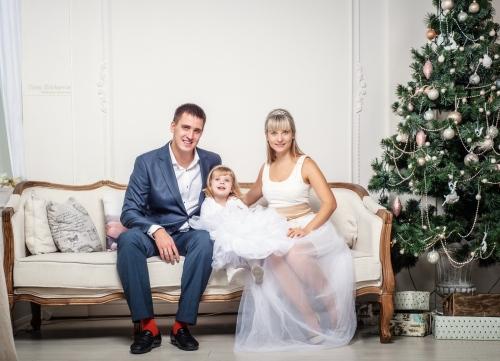 8 Новорічний - Оидн из самых радостных периодов - праздничные и новогодние фотосессии