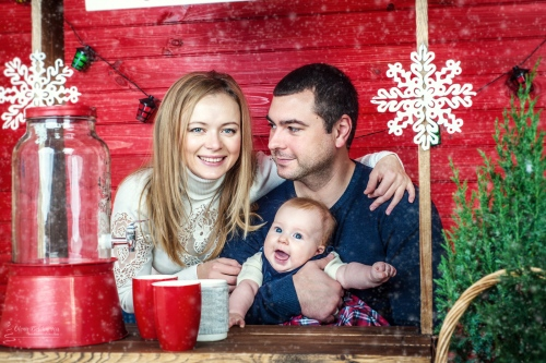 13 Новорічний - Оидн из самых радостных периодов - праздничные и новогодние фотосессии