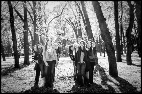 9 ЦЗВЛ - фотосессия компании единомышленников - Здорово когда люди делают одно дело, дышат одним воздухом, поют одни песни)
