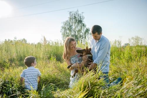 23 ГАЛЕРЕЯ - Сімейна - Сімейні фотосессії - сімейні радощі Семейная фотосессия - радостная фотосессия