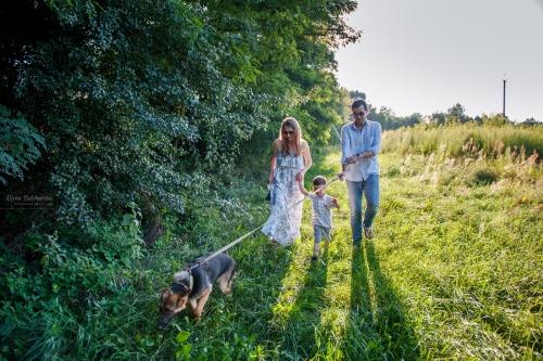 24 ГАЛЕРЕЯ - Сімейна - Сімейні фотосессії - сімейні радощі Семейная фотосессия - радостная фотосессия