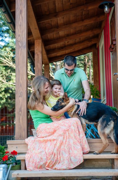 1 ГАЛЕРЕЯ - Сімейна - Сімейні фотосессії - сімейні радощі Семейная фотосессия - радостная фотосессия