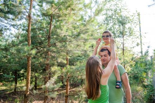14 ГАЛЕРЕЯ - Сімейна - Сімейні фотосессії - сімейні радощі Семейная фотосессия - радостная фотосессия