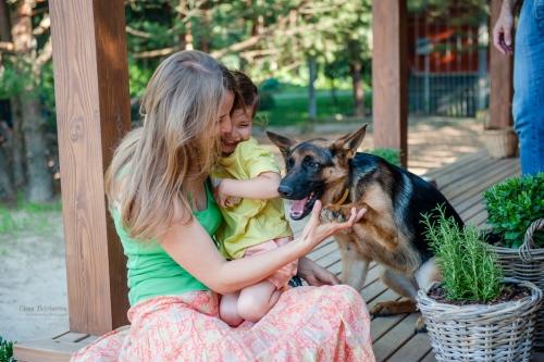 3 ГАЛЕРЕЯ - Сімейна - Сімейні фотосессії - сімейні радощі Семейная фотосессия - радостная фотосессия