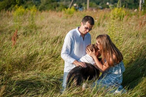 19 ГАЛЕРЕЯ - Сімейна - Сімейні фотосессії - сімейні радощі Семейная фотосессия - радостная фотосессия