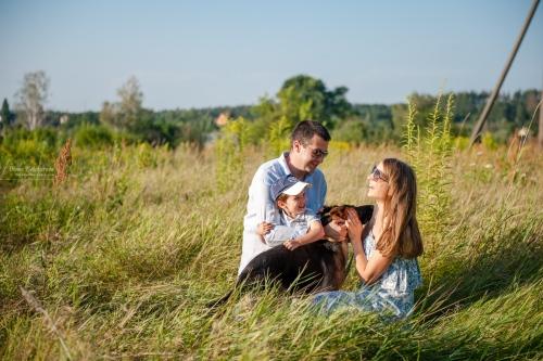 18 ГАЛЕРЕЯ - Сімейна - Сімейні фотосессії - сімейні радощі Семейная фотосессия - радостная фотосессия